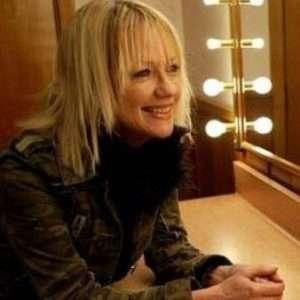 Singer Sharon O'Neill