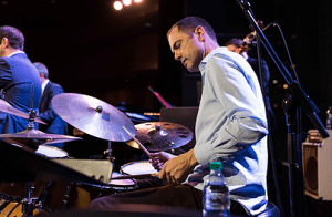 Musician Michael Pigneguy