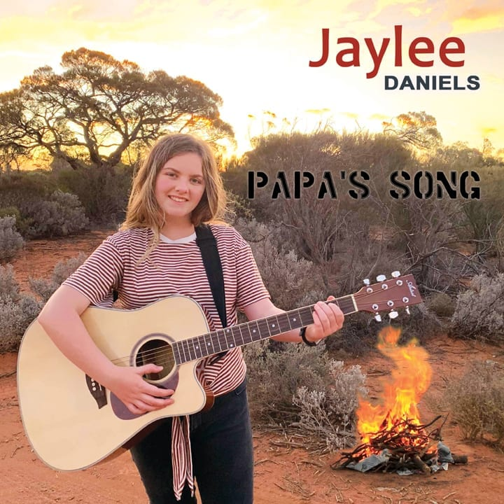 Single Cover Jaylee Daniels