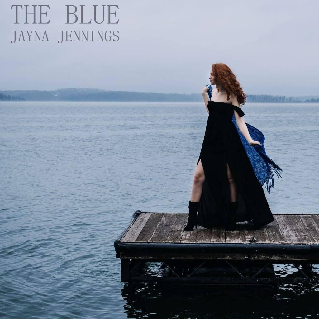 Blue Single by Jayna Jennings