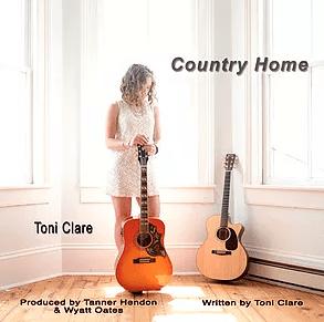 Toni Clare Album Cover